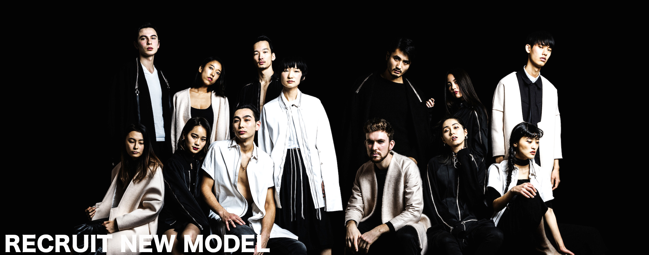 東京でモデル事務所ならincubation(インキュベーション) | モデル募集